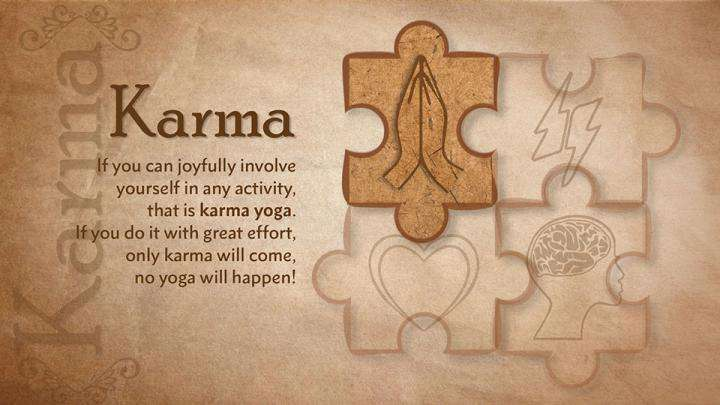 What Is Karma Yoga and Why Is It Needed?