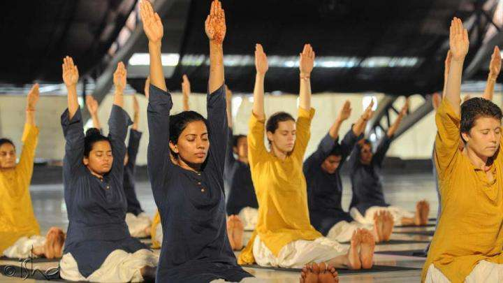 Why You Shouldn't Speak During Asanas