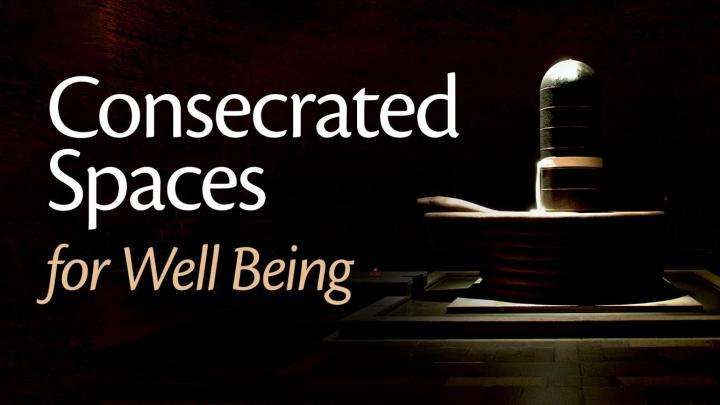 Consecrated Spaces for Well being