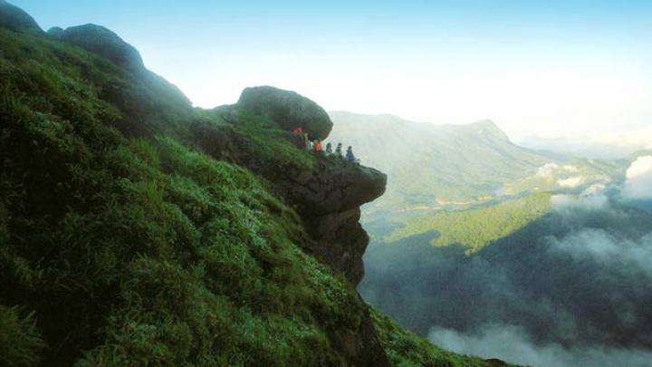 Velliangiri Mountain - Seventh Hill