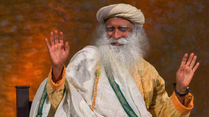 Sadhguru: Poem Choice