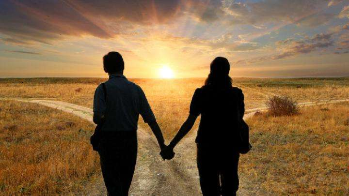 One Couple, Two Spiritual Paths?