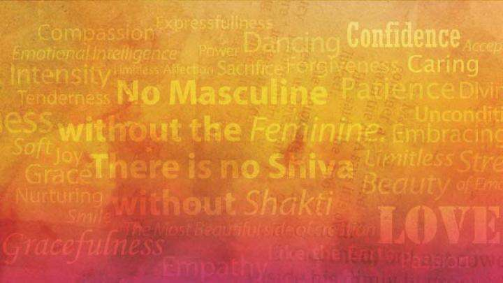 Quote on Feminine by Sadhguru