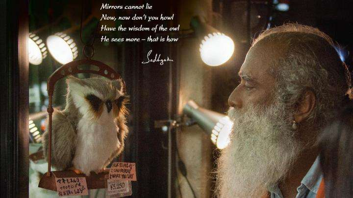 A Few Poems From Sadhguru on World Poetry Day