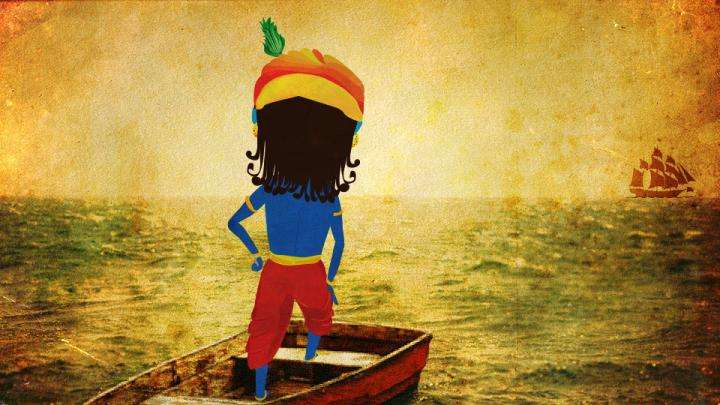 Krishna's Guru Dakshina: In Search of Pirates