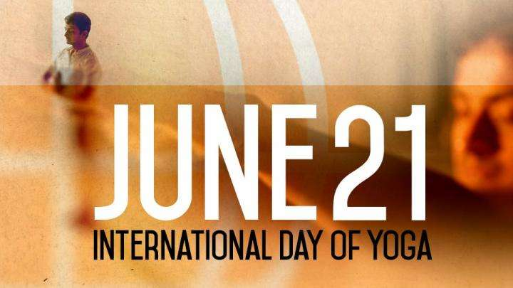 June 21 International Day of Yoga