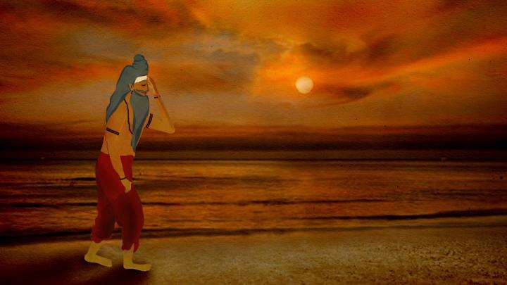 Krishna's Guru Dakshina: Why Couldn't Sandhipani Save His Son