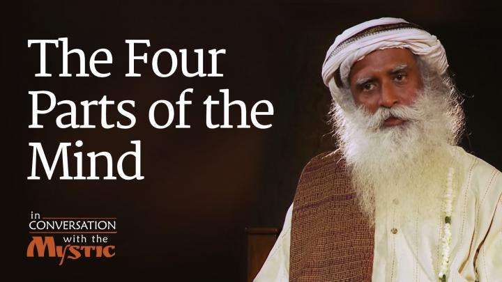 The Four Parts of the Mind