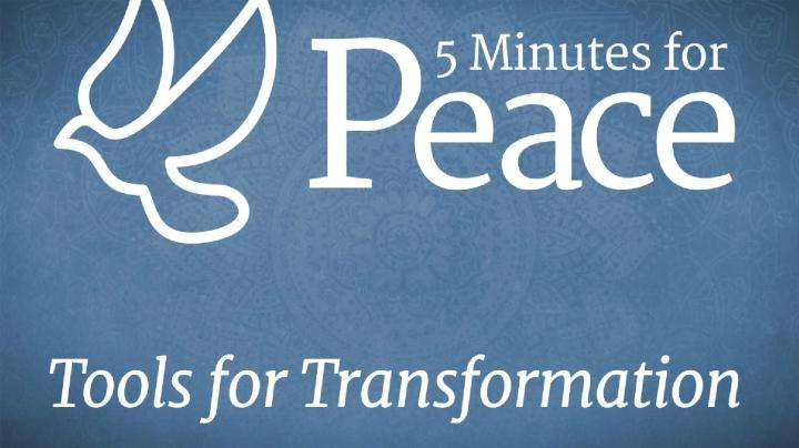 5 Minutes For Peace