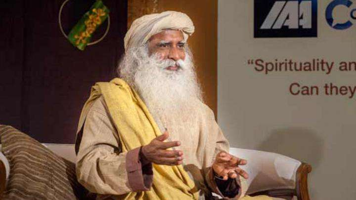 Sadhguru on Swachh Bharat, Yoga Day and More