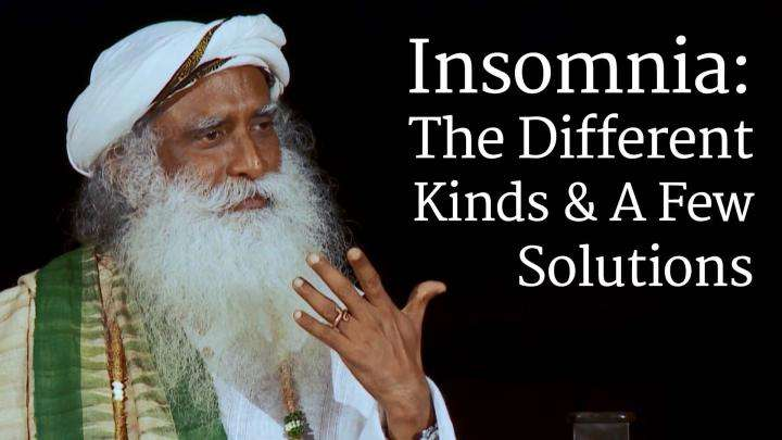 Insomnia: The Different Kinds & A Few Solutions