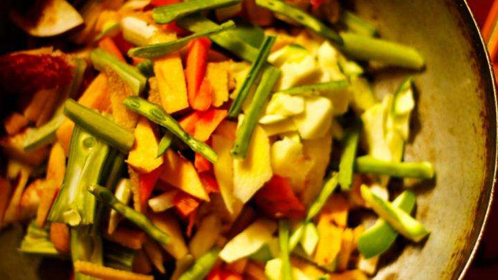 Avial - Mixed Vegetable Recipe
