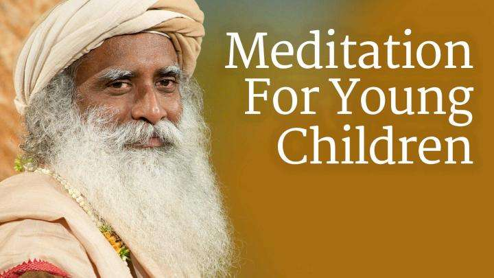 Meditation For Young Children