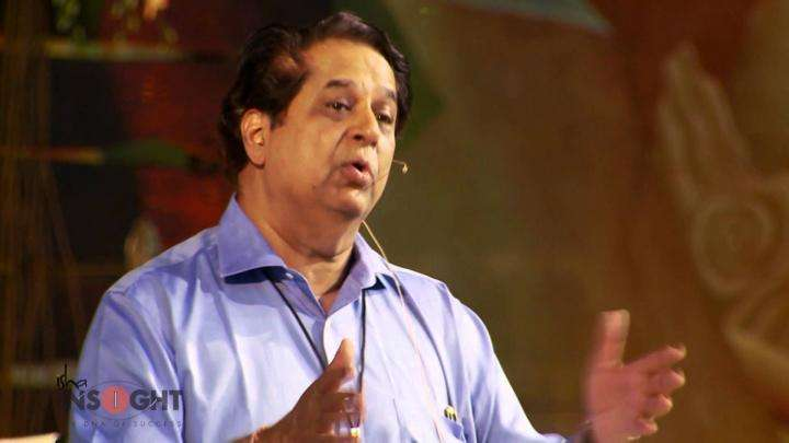 KV Kamath Growth in 90 days @ INSIGHT