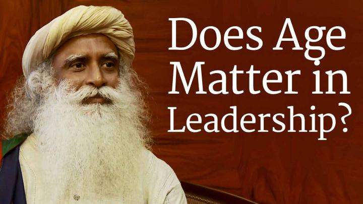 Does Age Matter in Leadership?