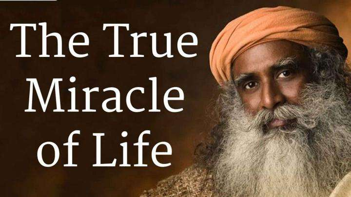 The True Miracle of Life