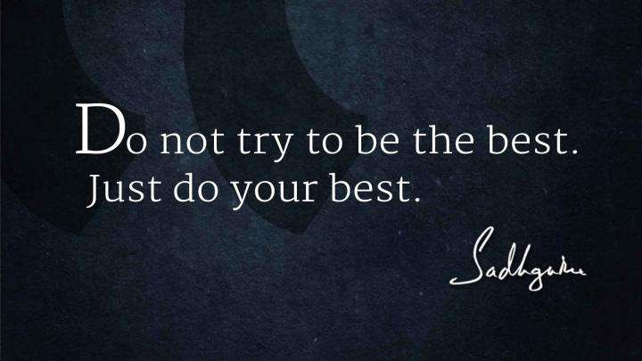 5 Sadhguru Quotes for the New Year