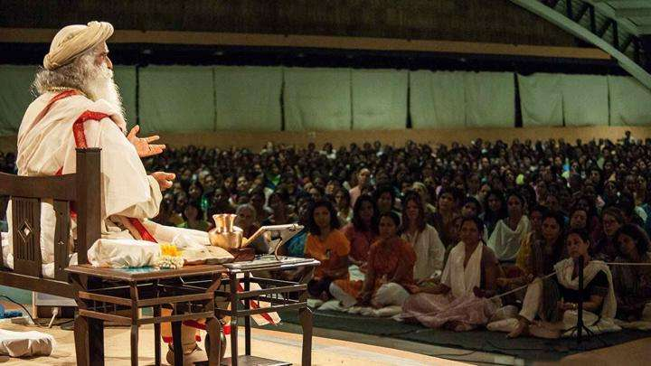 Satsang – When the Creator is Your Friend