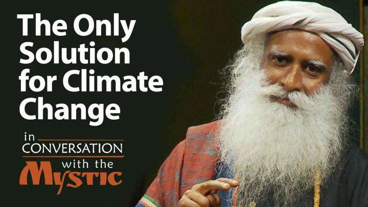 ​The Only Solution to Climate Change & Scarce Natural Resources
