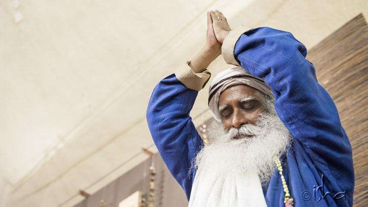 Sadhguru at the Lap of the Master Satsang, iii, USA