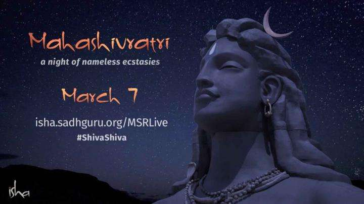 Mahashivratri - Night of Nameless Ecstasies