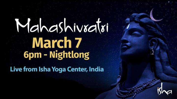 Mahashivratri 2016 LIVE from Isha Yoga Center (Full Part)