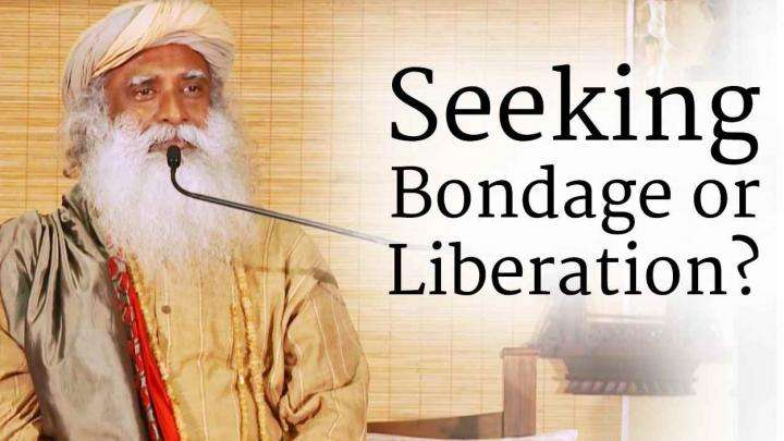 Seeking Bondage or Liberation?