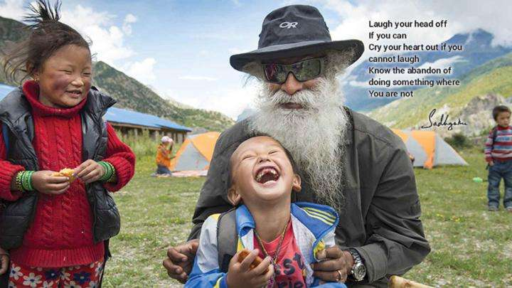 "A Few Samples of Sadhguru's ""Verse-atility""!"