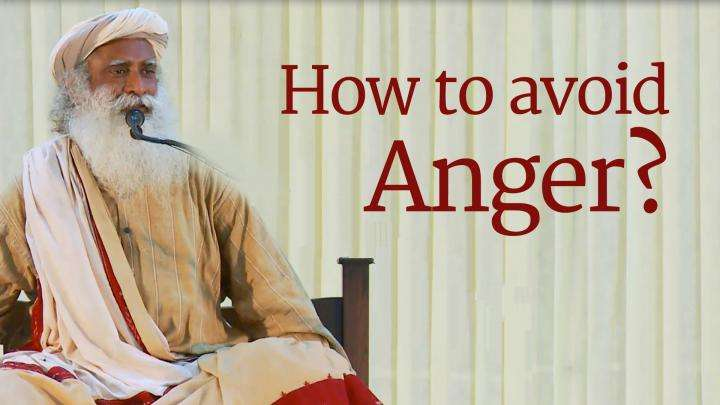 How to Avoid Anger?