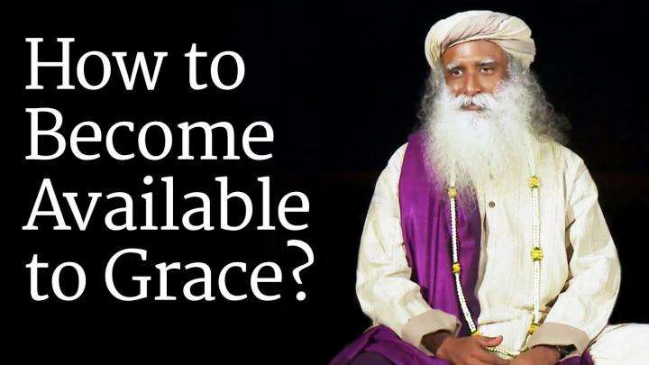 How to Become Available to Grace