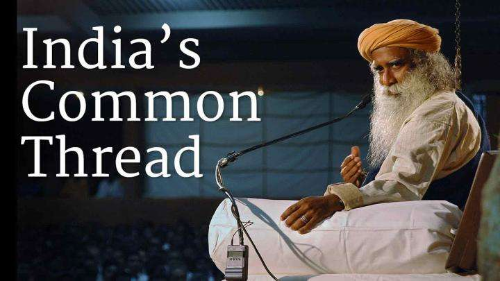 India's Common Thread