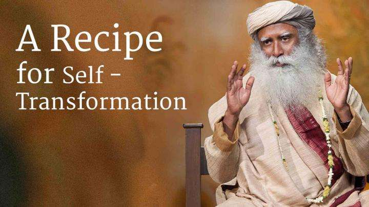 A Recipe for Self-Transformation