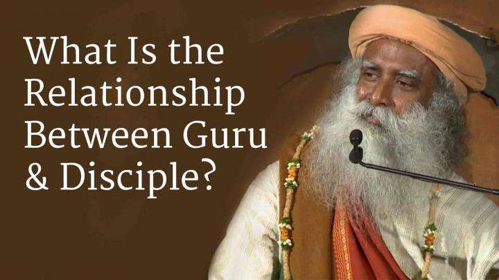 What is the Relationship Between Guru and Disciple?