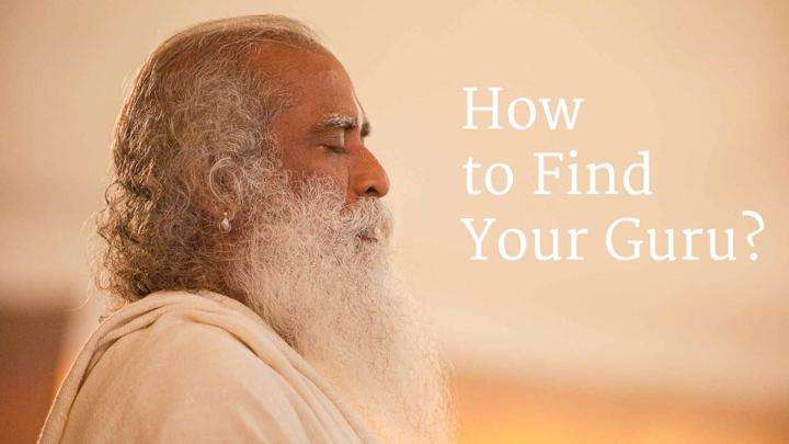 How to Find Your Guru?