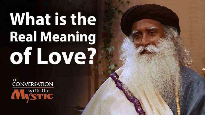 What is the Real Meaning of Love - Juhi Chawla with Sadhguru