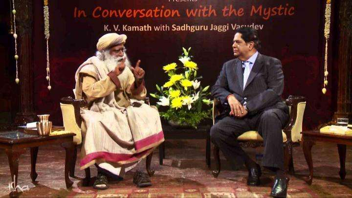 Greed is Good – Sadhguru and KV Kamath Discuss Corporate Greed