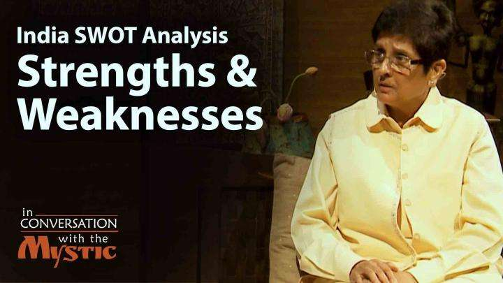 India SWOT Analysis Part 1 – Strengths and Weaknesses