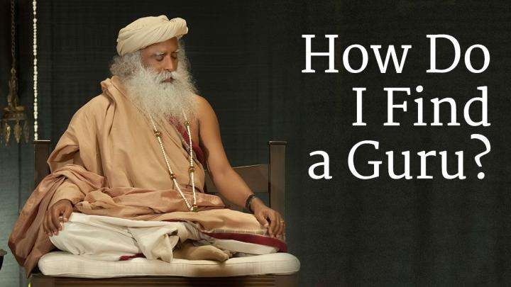 How Do I Find a Guru?