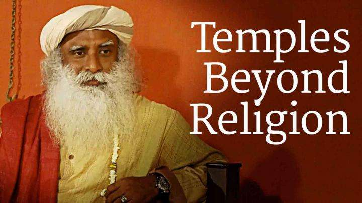 Temples Beyond Religion