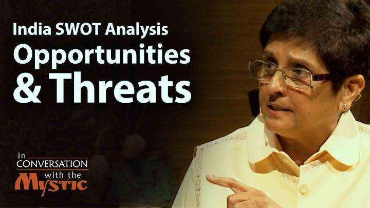 India SWOT Analysis Part 2 – Opportunities and Threats