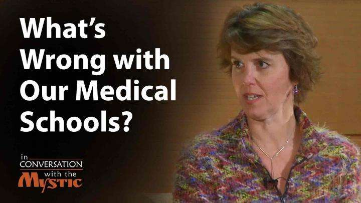 What's Wrong with Our Medical Schools? - Sadhguru at Duke University with Tracy Gaudet