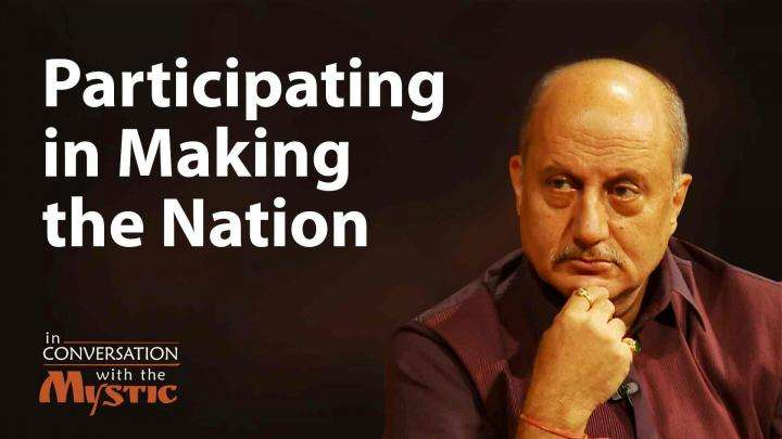 Participating in Making the Nation