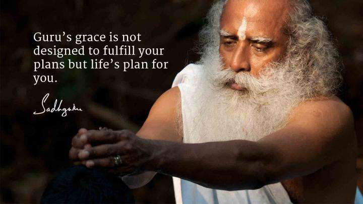 Sadhguru's Quotes on Grace – 2