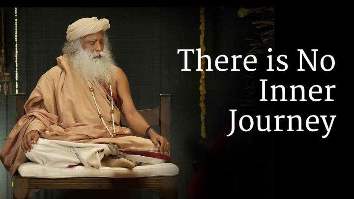 There is No Inner Journey