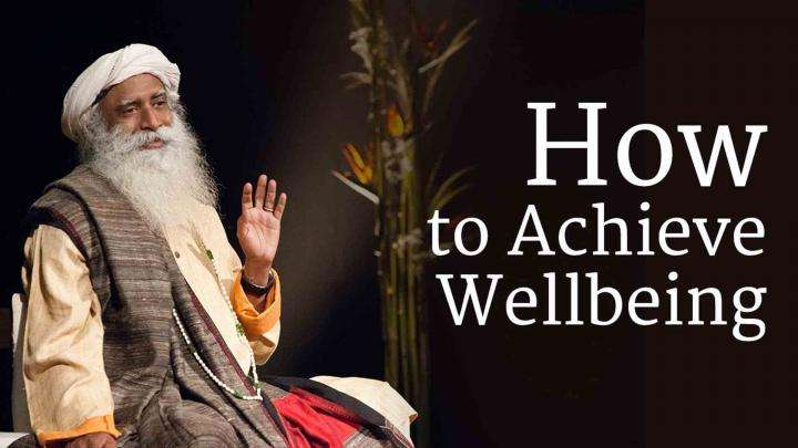 How to Achieve Wellbeing