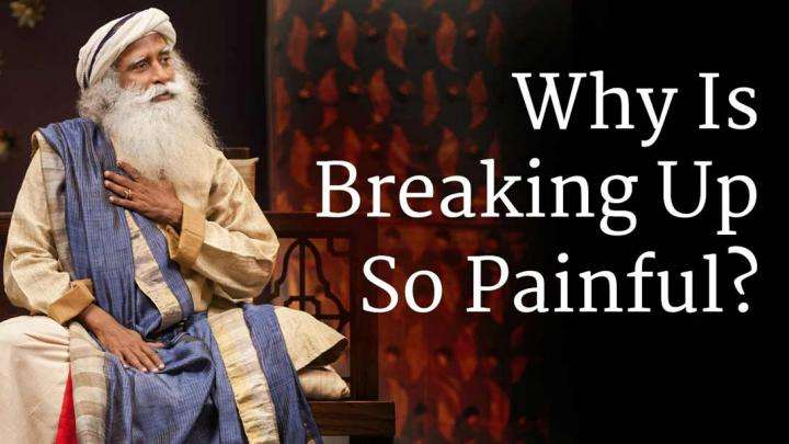 Why Is Breaking Up So Painful?