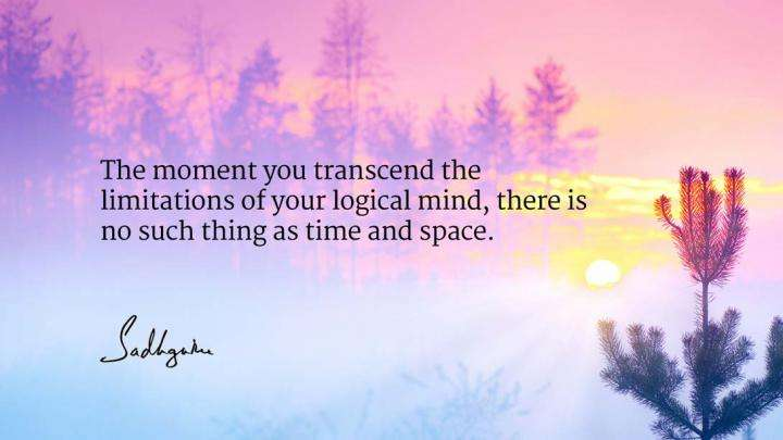 Quotes on the Mind by Sadhguru - 3