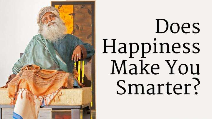 Does Happiness Make You Smarter?