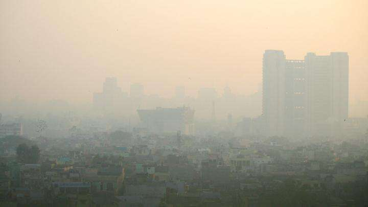 Breathing Easy – Pranayam and Pollution in Cities
