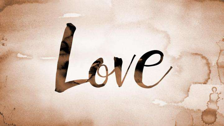 Love Means Giving Sweetness